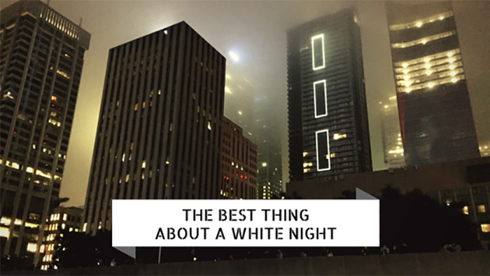 Eduardo de Fuentes Ceballos - The Best Thing About A White Night